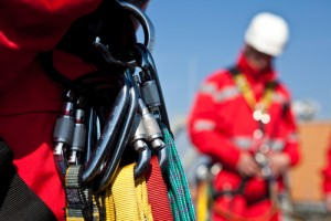 Working at heights with North East Access Training