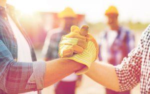 Builders Hands